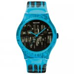 Ρολόι Soldier Artifaks by Marc Ecko Night Light Blue-Black - E06506M1
