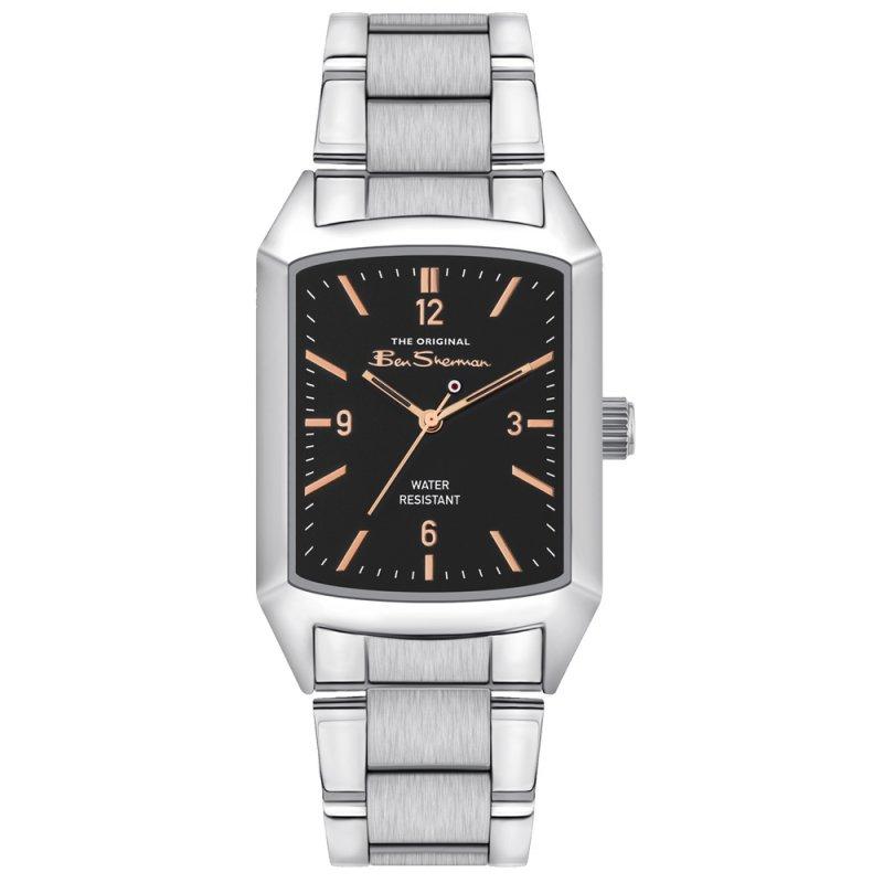 Ρολόι BEN SHERMAN The Originals Stainless Steel Bracelet - BS013ESM