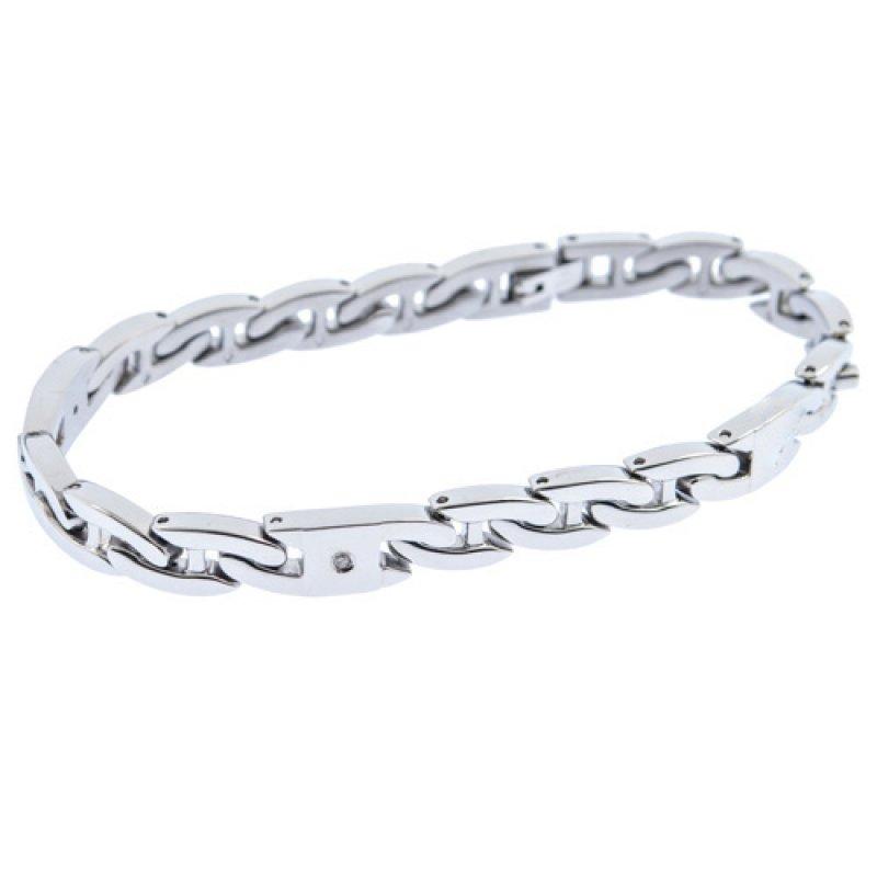 Χειροπέδα Brosway Flat Chain Από Ατσάλι - FC06
