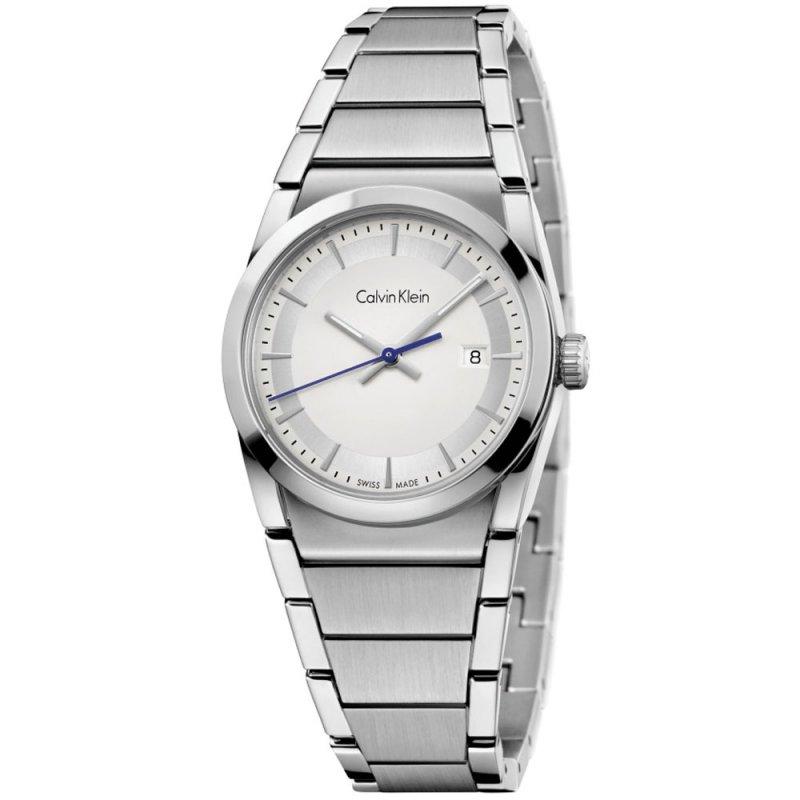 Ρολόι Calvin Klein Step Small Stainless Steel Bracelet - K6K33146