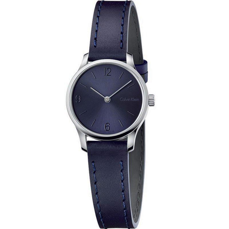 Ρολόι CALVIN KLEIN Endless Blue Leather Strap - K7V231VY