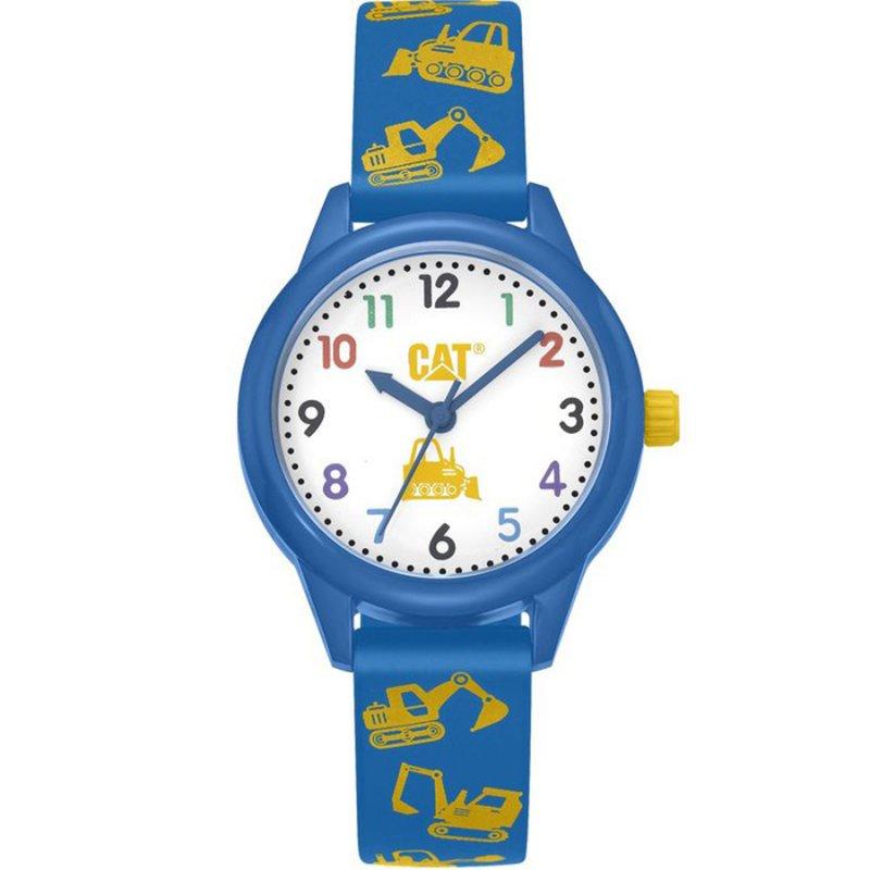 Ρολόι CATERPILLAR Kids Two Tone Silicone Strap - KD41026217
