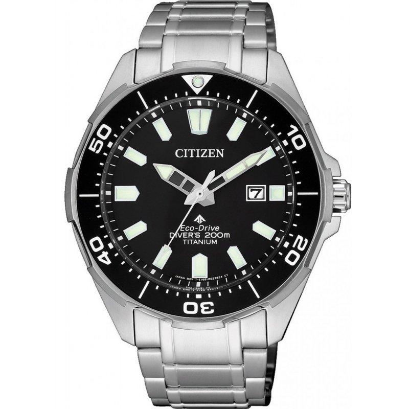 Ρολόι CITIZEN Promaster Eco-Drive Titanium - BN0200-81E