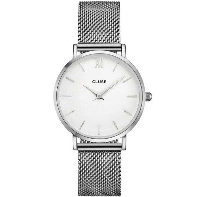 Ρολόι CLUSE La Minuit Stainless Steel Bracelet - CW0101203002