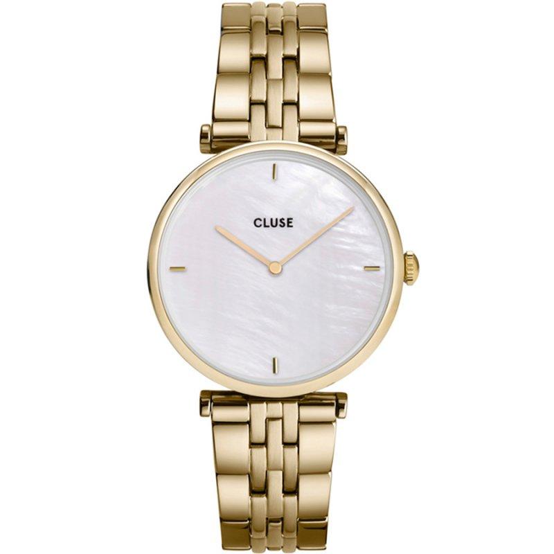 Ρολόι CLUSE Triomphe Gold Stainless Steel Bracelet - CW0101208014