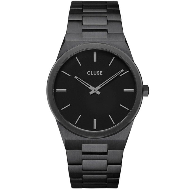 Ρολόι CLUSE Aravis Vigoureux Black Stainless Steel Bracelet - CW0101503005