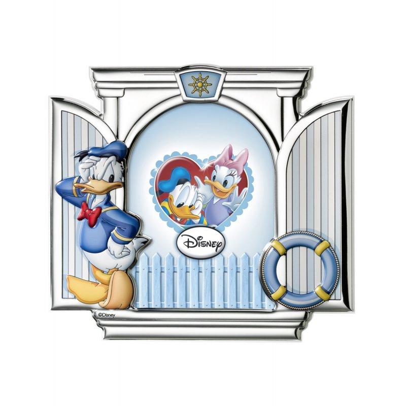 Κορνίζα DISNEY  Donald Duck Ασημένια Φωτογραφίας 13x18 - D264-4LC