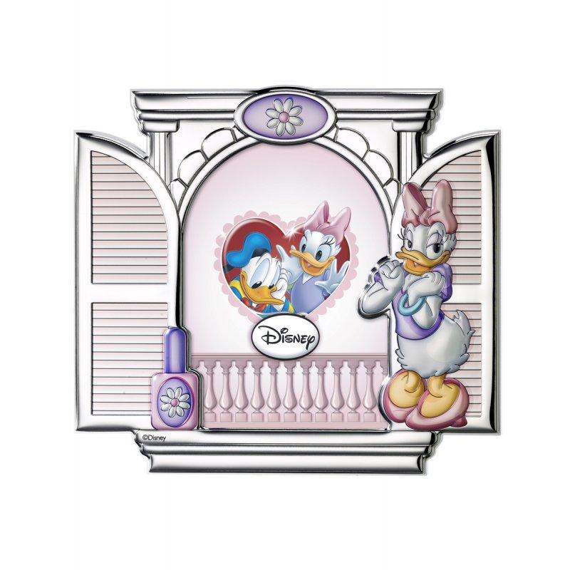 Κορνίζα DISNEY  Daisy Duck Ασημένια Φωτογραφίας 13x18 - D265-4LRA