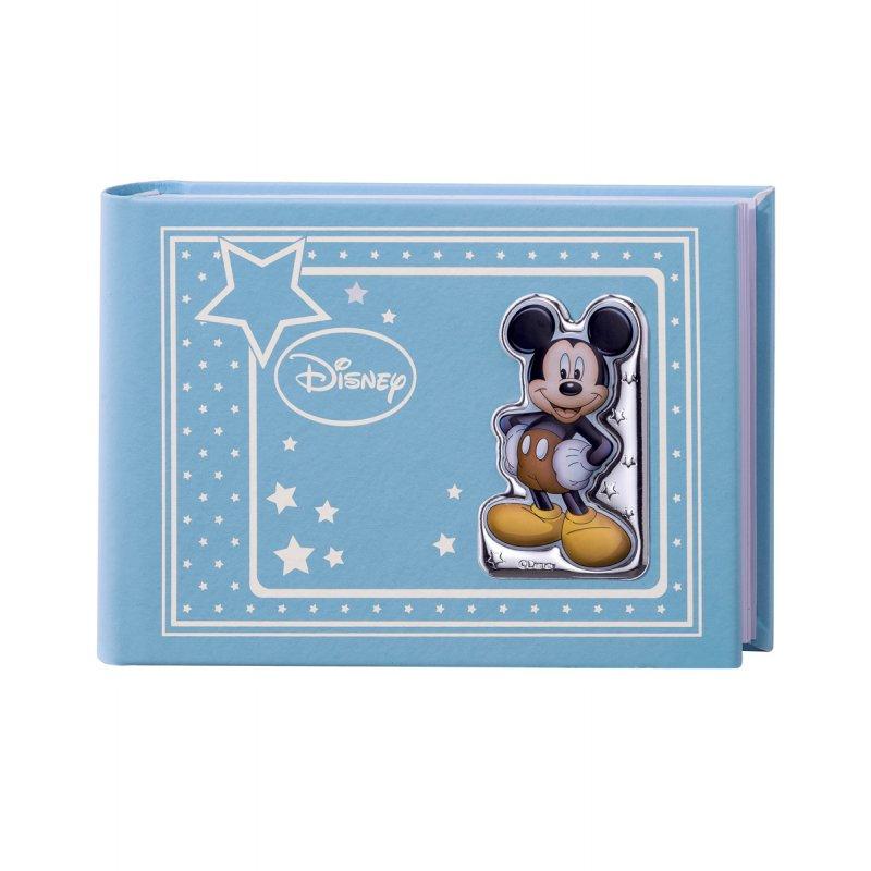 Άλμπουμ DISNEY Mickey Mouse Ασημένιο Φωτογραφίας 15x20 - D296-1C