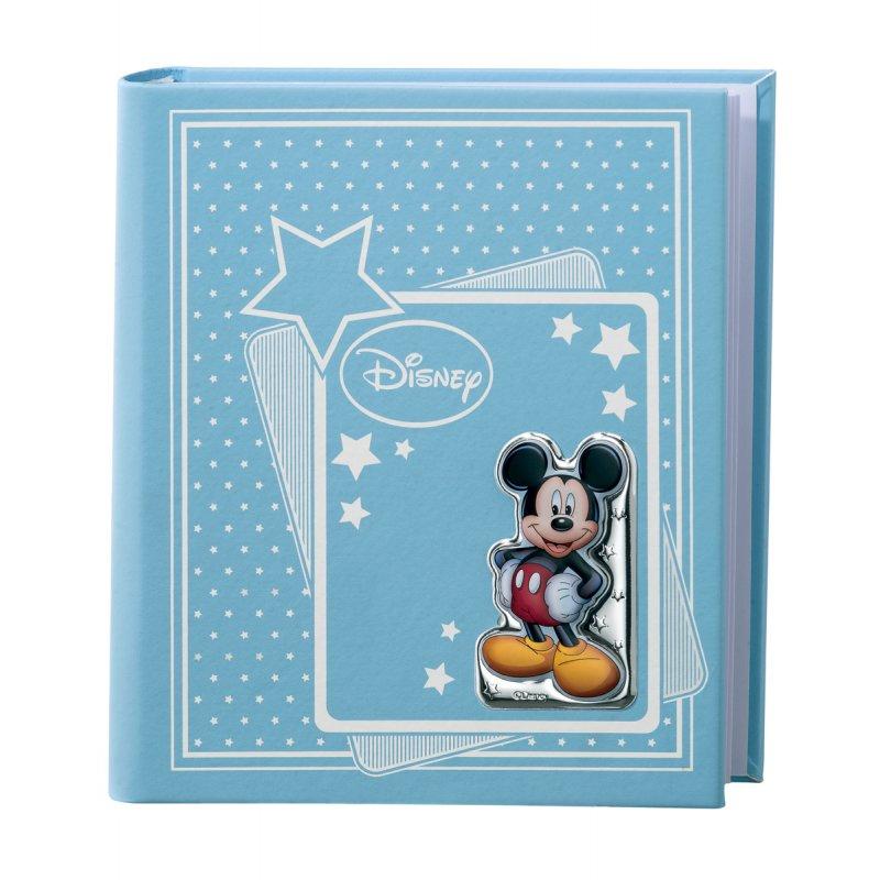 Άλμπουμ DISNEY Mickey Mouse Ασημένιο Φωτογραφίας 20x25 - D296-2C