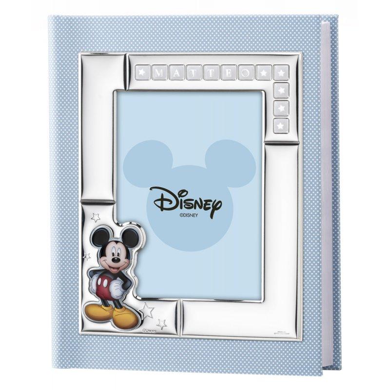 Άλμπουμ DISNEY Mickey Mouse Ασημένιο Φωτογραφίας 25x30 - D385-3C