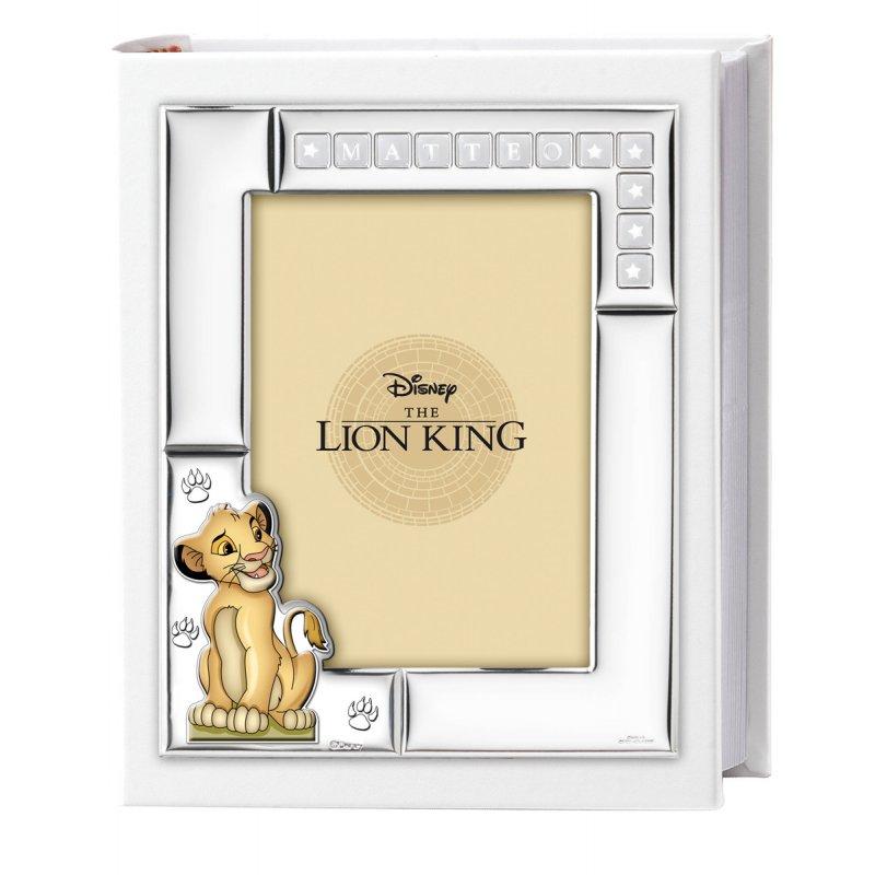 Άλμπουμ DISNEY The Lion King Ασημένιο Φωτογραφίας 25x30 - D405-3