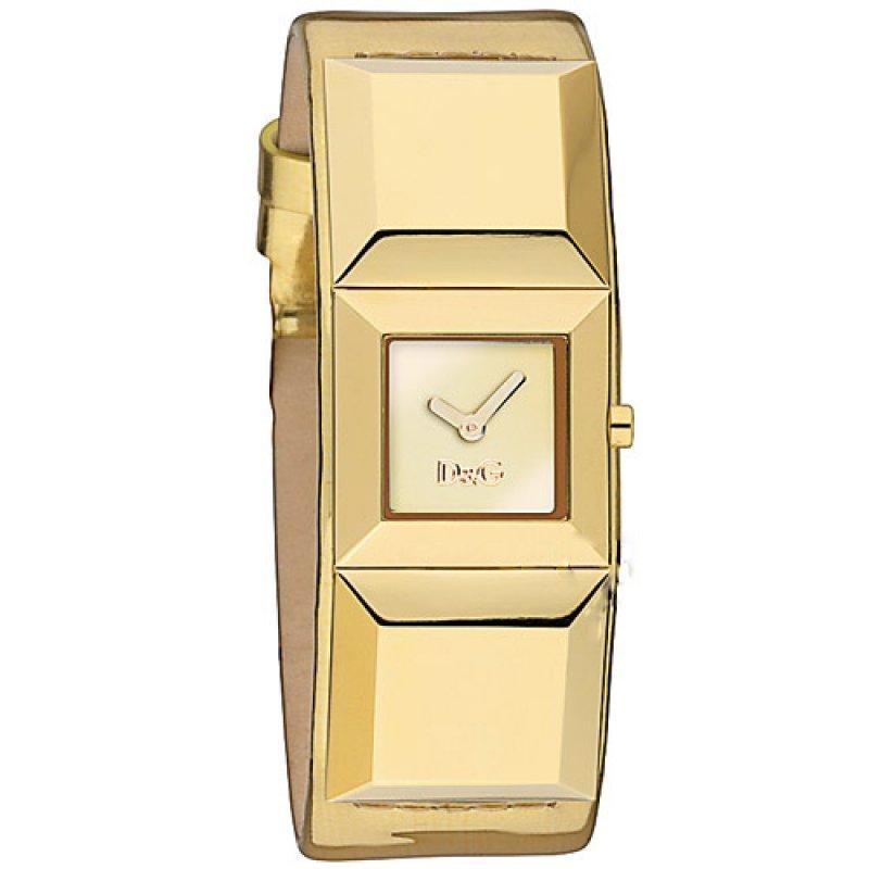 Ρολόι Dolce & Gabbana Dance Ladies Gold - DW0273
