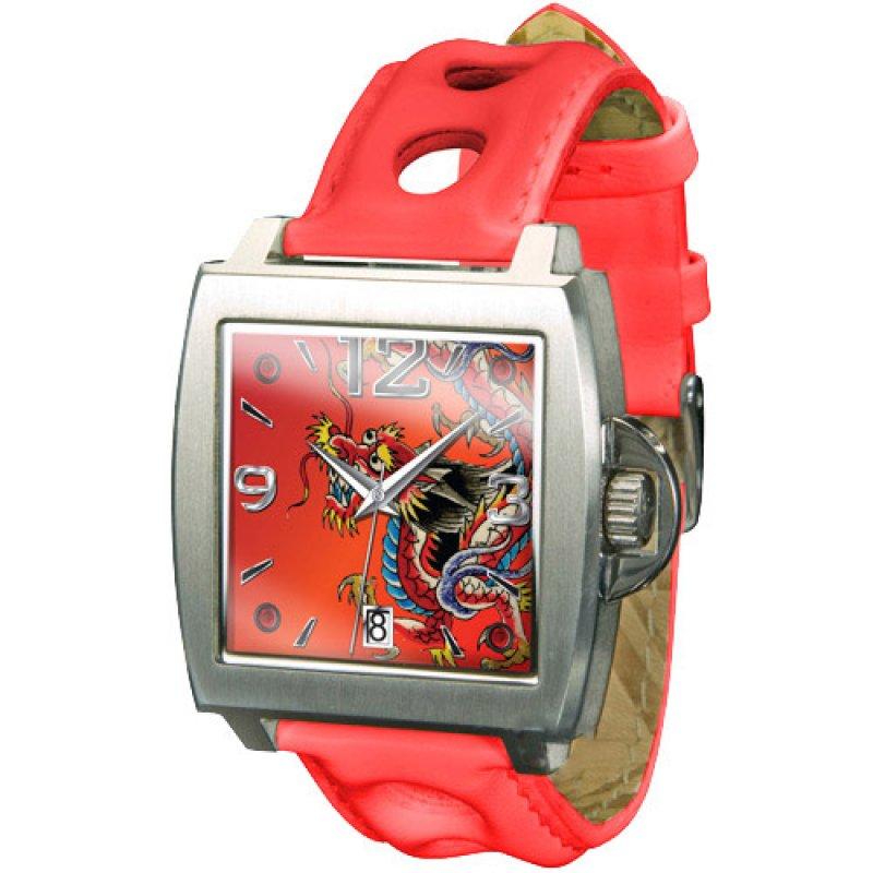 Ρολόι Ed Hardy Triumph Red - TR-RD