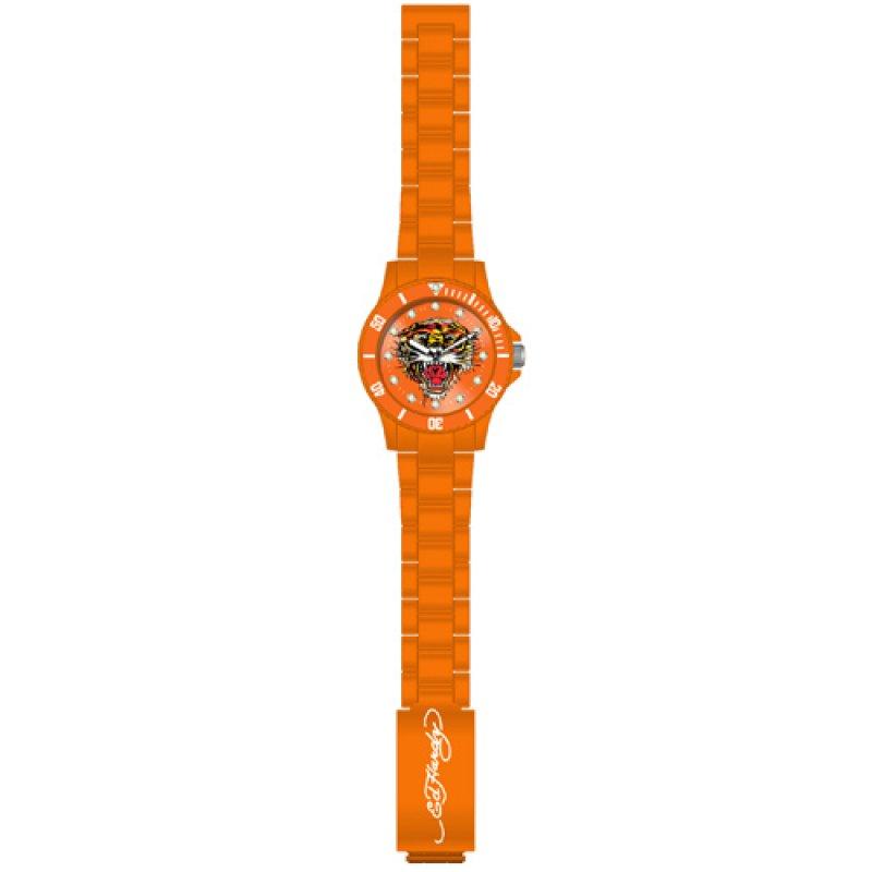 Ρολόι Ed Hardy VIP 2 Tiger Orange - VP2-OR