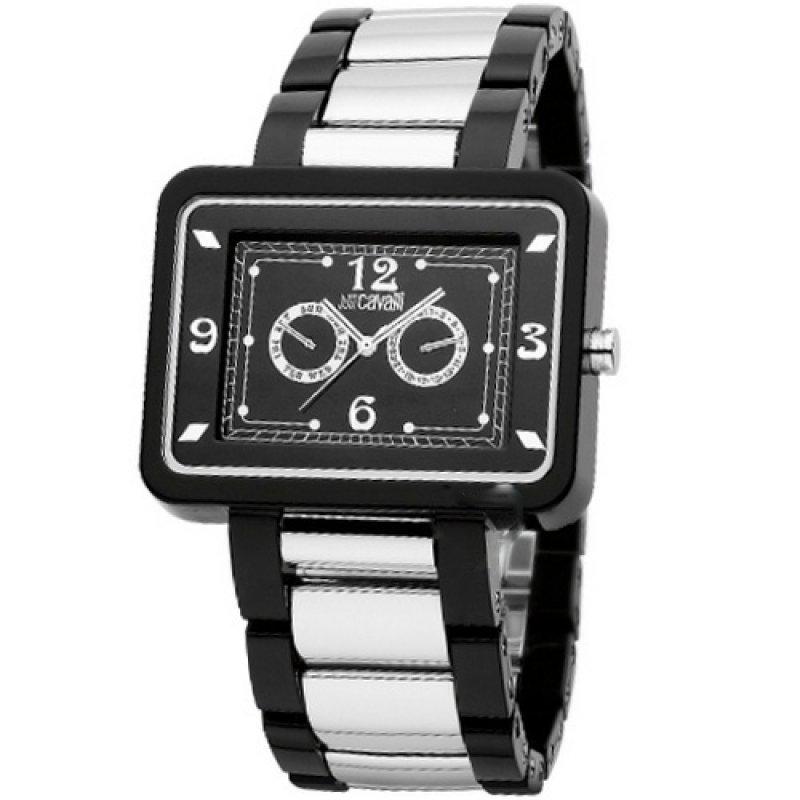 Ρολόι Just Cavalli Black & WHITE - R7253135045