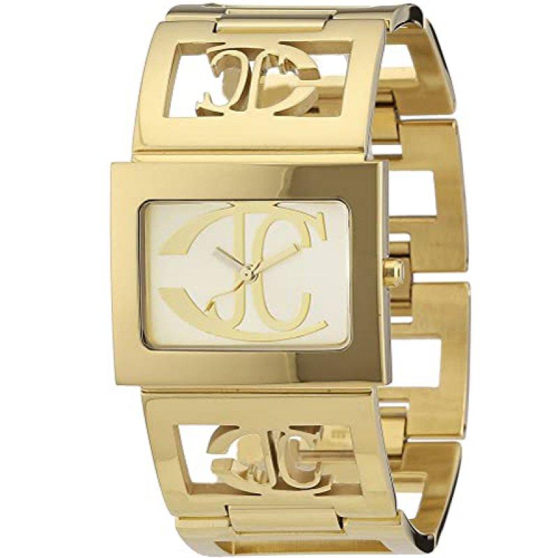 Ρολόι Just Cavalli Gold Stainless Steel Bracelet - R7253330517