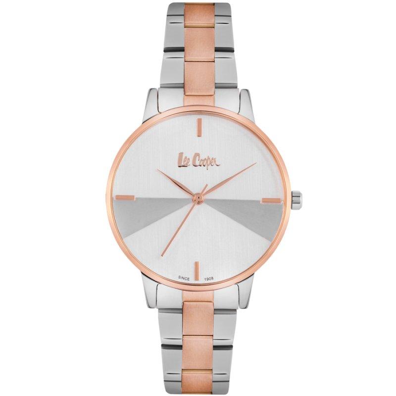 Ρολόι LEE COOPER Ladies Two Tone Stainless Steel Bracelet - LC06873.530