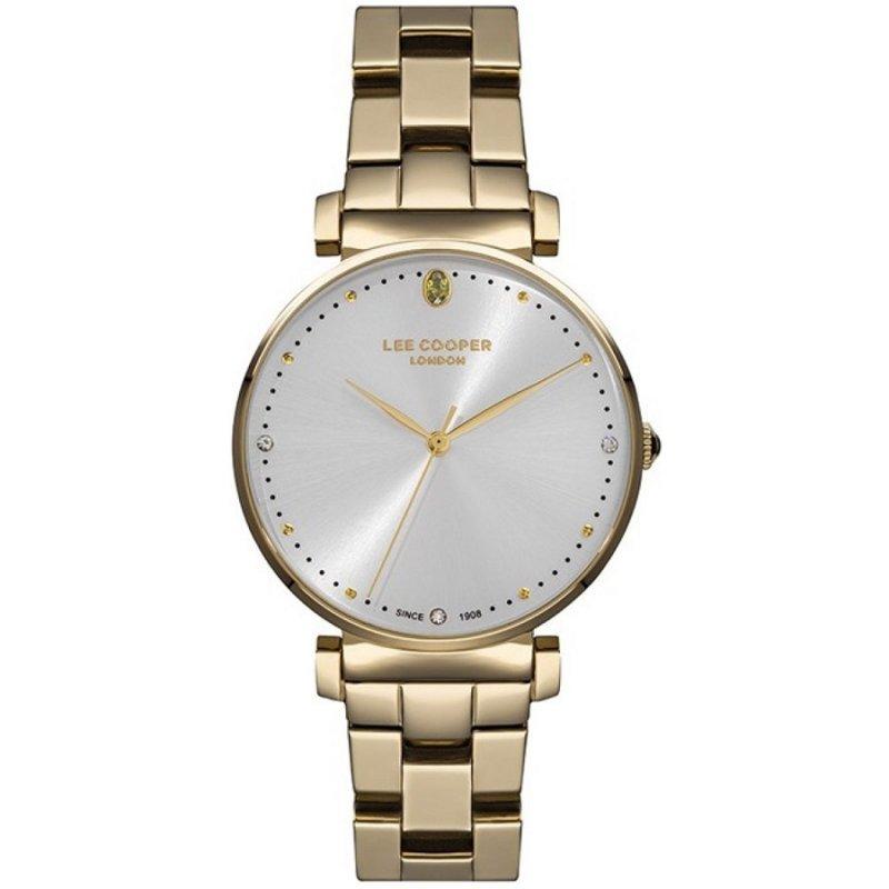 Ρολόι LEE COOPER Gold Stainless Steel Bracelet