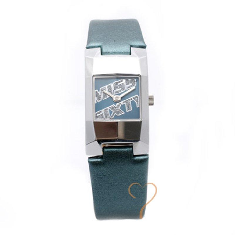 Ρολόι Miss Sixty Dance Petrol Leather Strap - SDA003