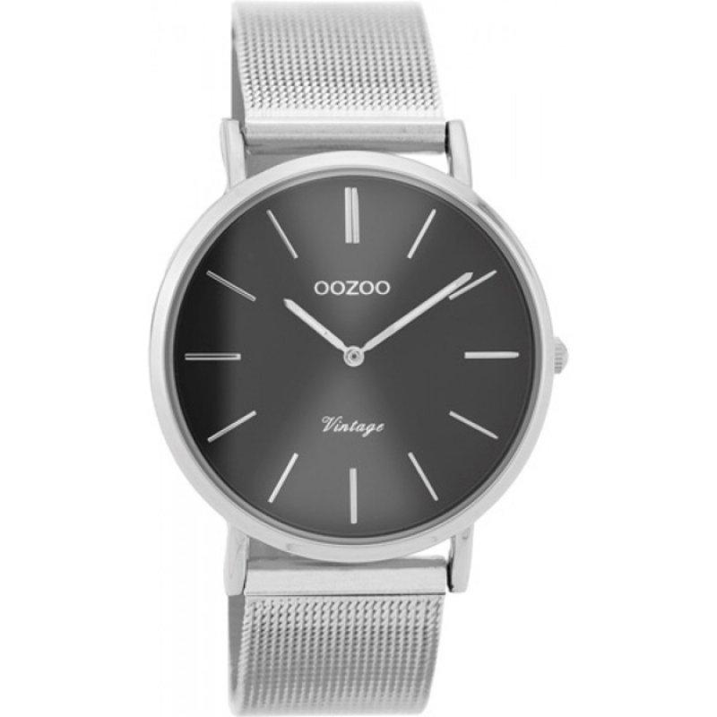 Ρολόι OOZOO Vintage Silver Metallic Bracelet C9938 - C9938