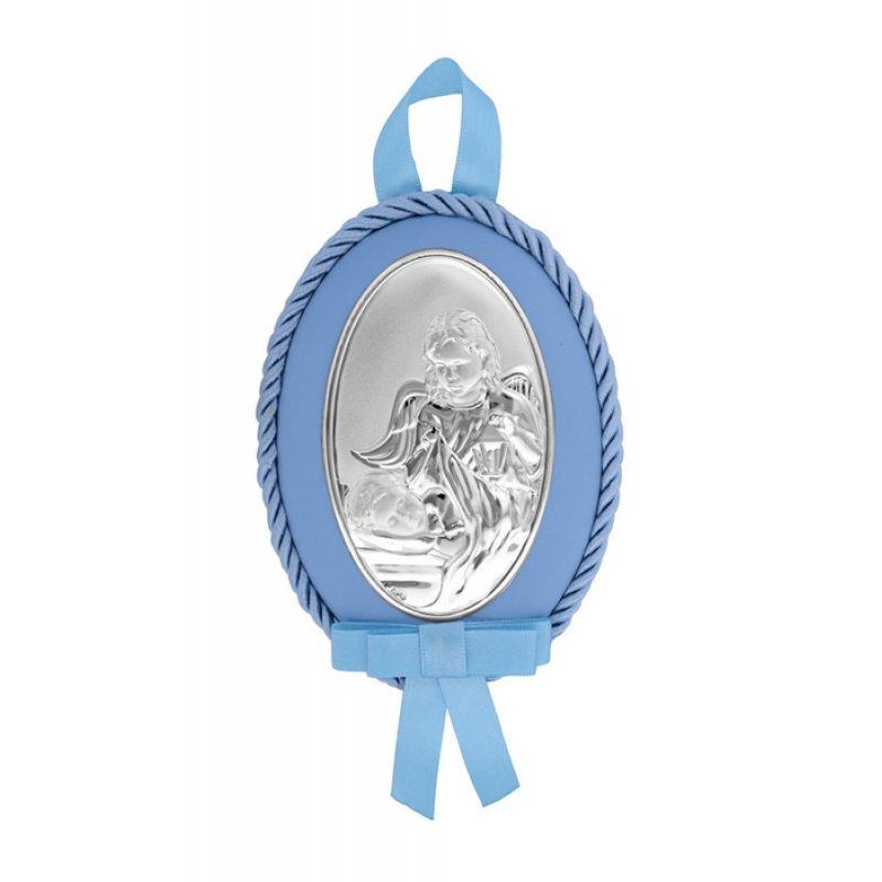 Διακοσμητικό Παναγίτσα Κούνιας Νεογέννητου Αγόρι - MAD518-C