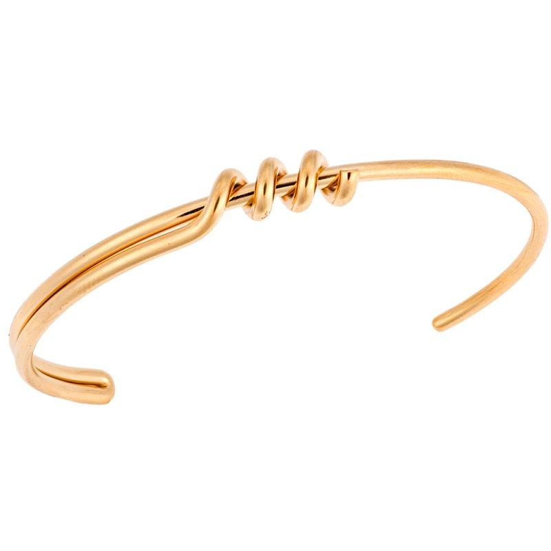 Βραχιόλι PUPPIS Stainless Steel Bracelet Gold PUB79377G - PUB79377G