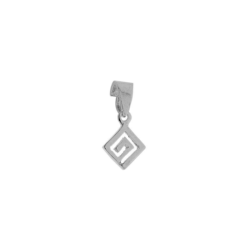 Μενταγιόν SENZA Μαίανδρος Ασήμι 925 - 9X-MD029-1