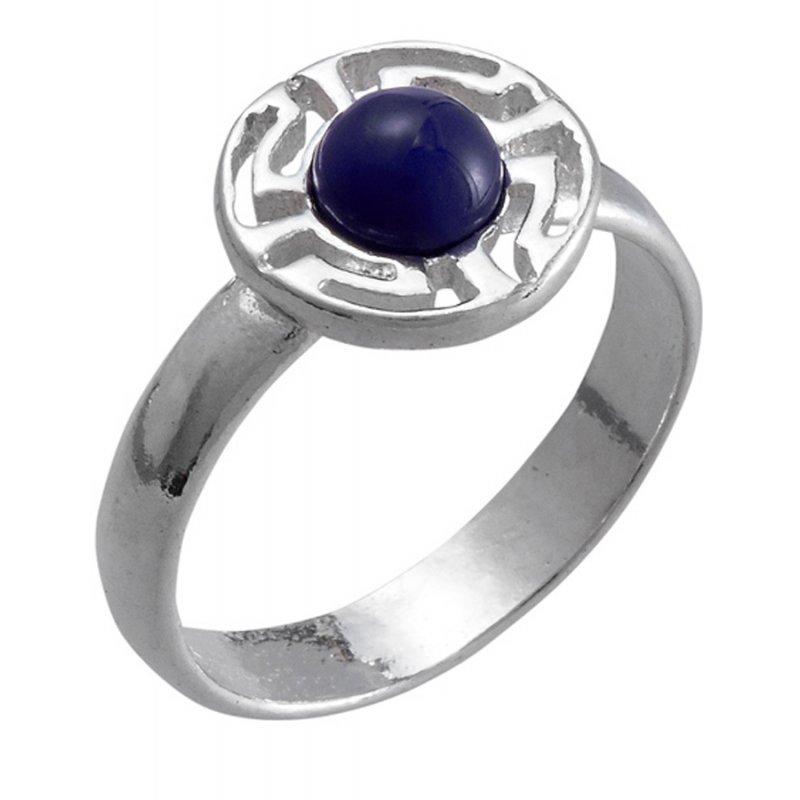 Δαχτυλίδι SENZA Μαίανδρος Ασήμι 925 - GRRG128M