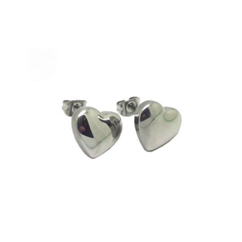 Σκουλαρίκια Senza Steel Silver - SSD35922