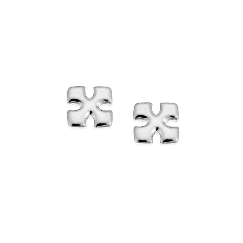 Σκουλαρίκια SENZΑ ασήμι 925 - SSR2197