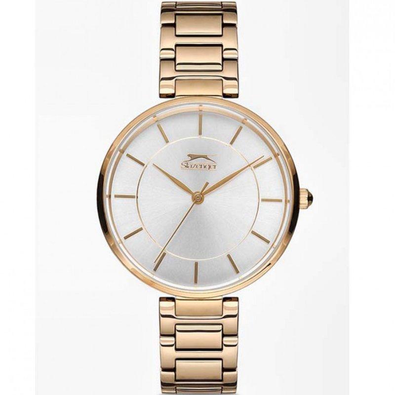 Ρολόι SLAZENGER Gold Stainless Steel Bracelet - SL.09.6108.3.03