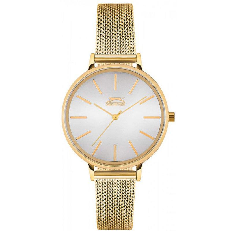 Ρολόι SLAZENGER Gold Stainless Steel Bracelet - SL.09.6231.3.06
