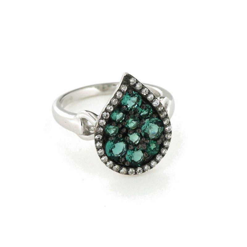 Δαχτυλίδι Verita True Luxury Aπό Ασήμι - 10123973