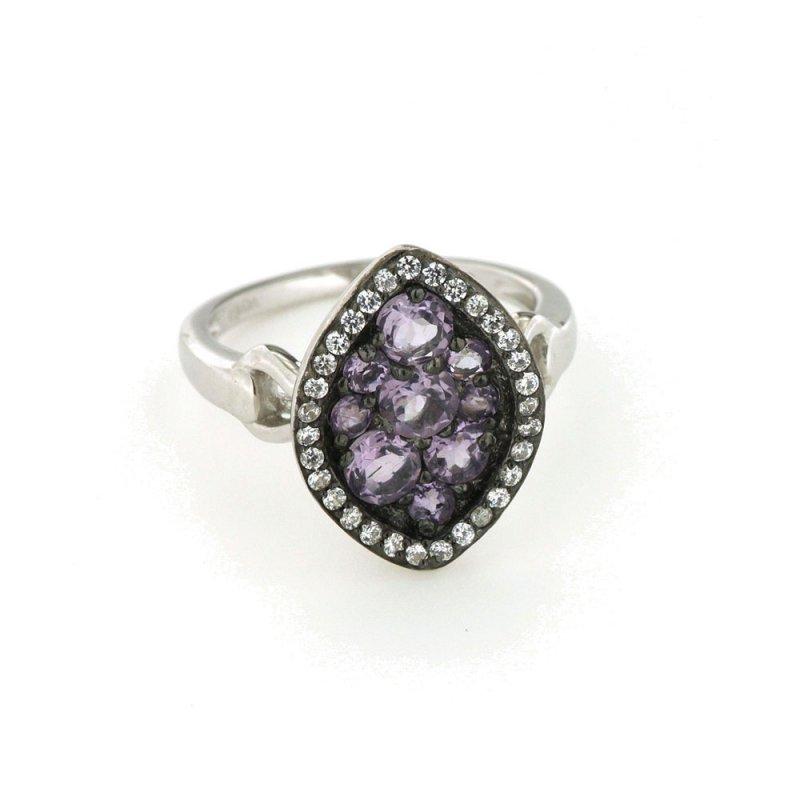 Δαχτυλίδι Verita True Luxury Aπό Ασήμι - 10123982
