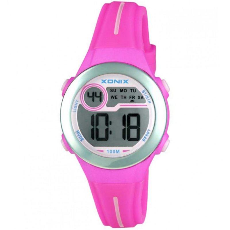 Ρολόι XONIX Kids Pink Rubber Strap - IW-003